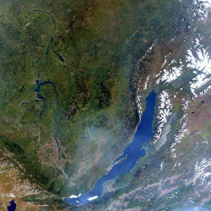 Как река вытекает из озера: реки, впадающие в Байкал
