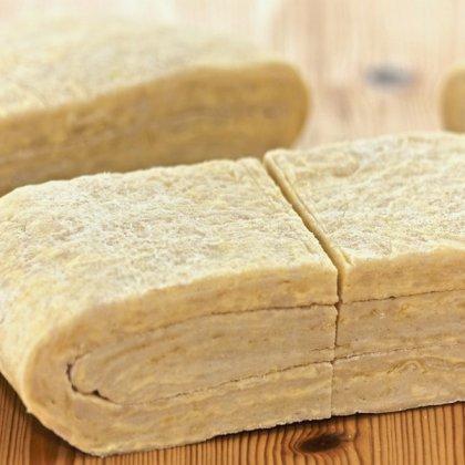 Как приготовить слоеное без дрожжевое тесто?