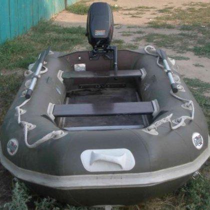 как подобрать мотор для надувной лодки