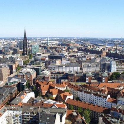 Как возник город Гамбург?