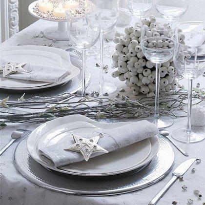 Как складывать салфетки на стол в Новый Год?