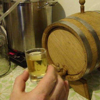 Как делать виски в домашних условиях из спирта?