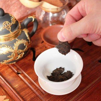 Как заваривать китайский чай пуэр?