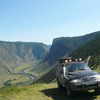 Автопутешествие на Алтай