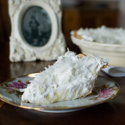 Как сделать сладкий пирог с кокосом?