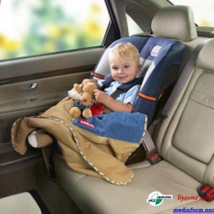 Как выбрать автомобильное кресло в машину?