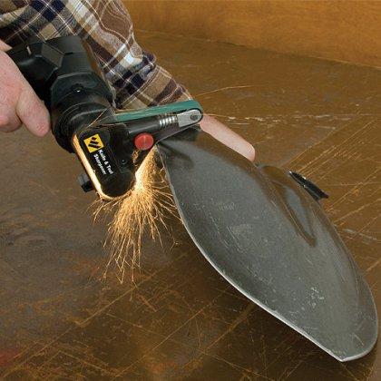 как правильно заточить лопату для копа видео ютуб