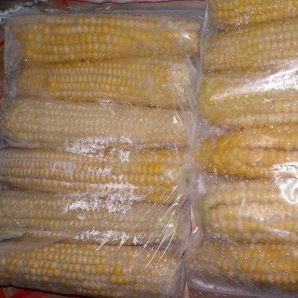 Как замораживать кукурузу на зиму в початках?