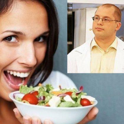 Меню диеты агапкина для похудения