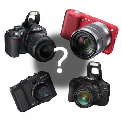 Как выбрать зеркальный фотоаппарат для новичка?