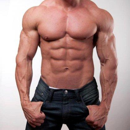 как набрать мышечную массу худому парню быстро