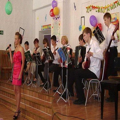 Сценка на выпускной в музыкальной школе