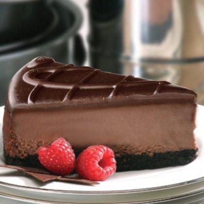 Как приготовить шоколадный чизкейк?