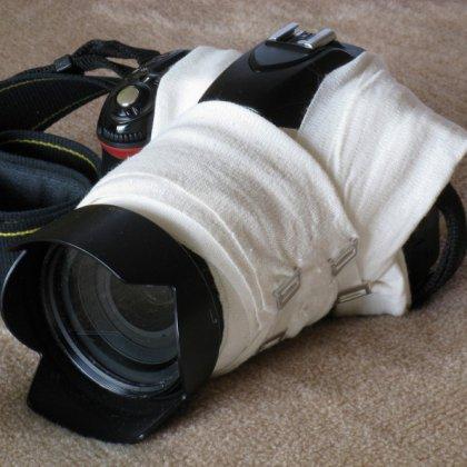 Как отремонтировать объектив фотоаппарата Nikon?