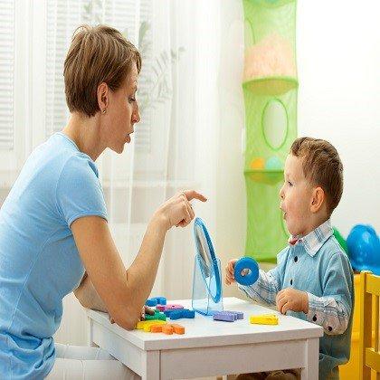 Как быстро научить ребенка говорить?