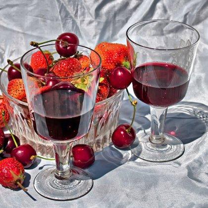 Вино домашнее ассорти