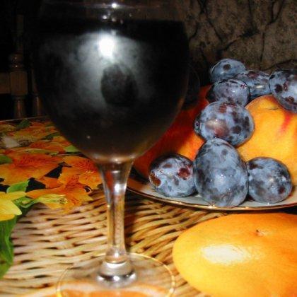 Вино из сливы с доставкой