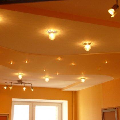 Как сделать освещение в комнате наиболее оптимальным?