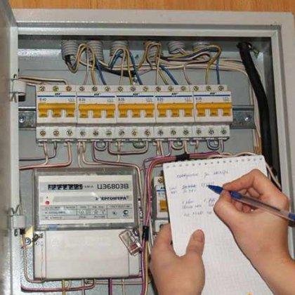 Как снять показания счетчика, снять показания электросчетчика?