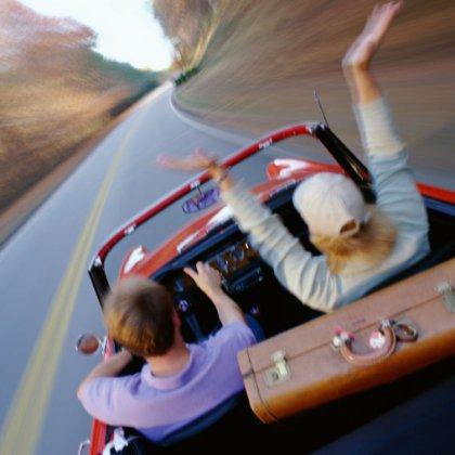 Как организовать поездку на автомобиле?