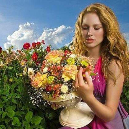 Как определить свежесть цветов?
