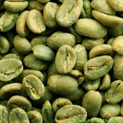 Где продается зеленый кофе?