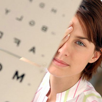 Упражнения для коррекции зрения
