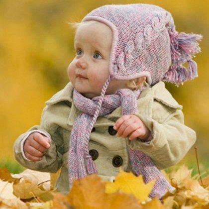Как одевать малыша на прогулку?