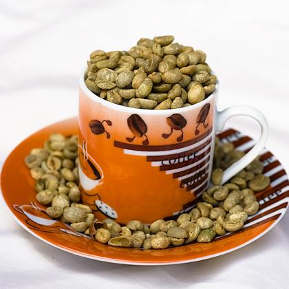 Как купить зеленый кофе в Ярославле?