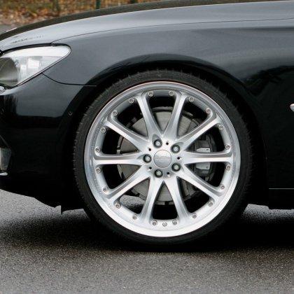 Как улучшить внешний вид автомобиля с помощью дисков?