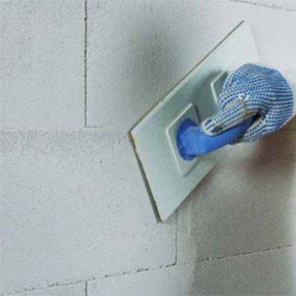 Как штукатурить стены из газобетона?