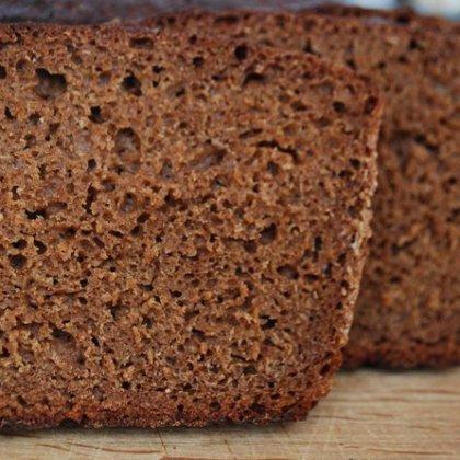 Как  делать ржаной хлеб дома, на закваске