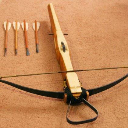 Как сделать стрелы для самодельного арбалета - Шкаф и точка