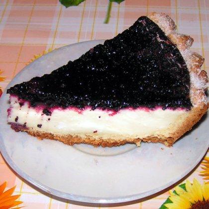 Как сделать пирог с черникой
