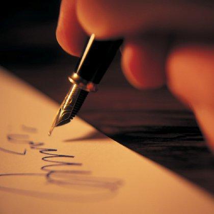 Как написать благодарственное письмо родителям?