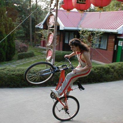 Трюковой велосипед своими руками