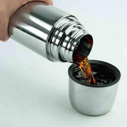 Как правильно заварить чай в термосе?