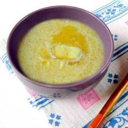 Как варить кукурузную кашу на молоке?