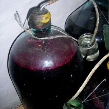 Как сделать виноградное домашнее вино 670