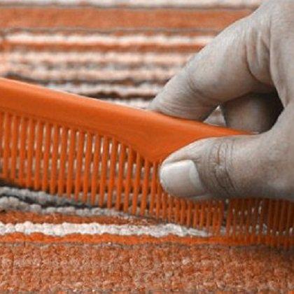 Как восстановить ворс на ковре?