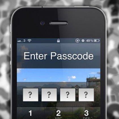 Как восстановить пароль на телефоне?