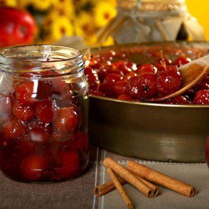 Как лучше сварить варенье из райских яблок?