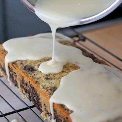 Как сделать шоколадную глазурь из какао для торта, кекса 57