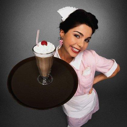 Как устроиться на работу официанткой?