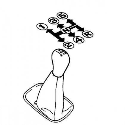 Как переключать передачи на машине?
