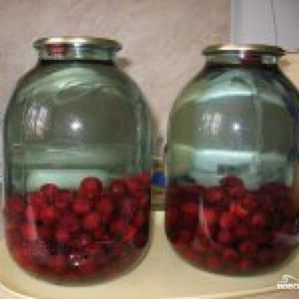 Как варить компот из вишни на зиму?