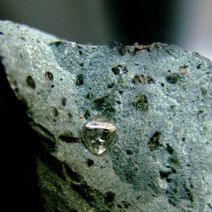 Как образуются алмазы?