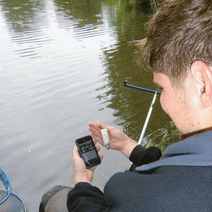 Как определить глубину водоема?