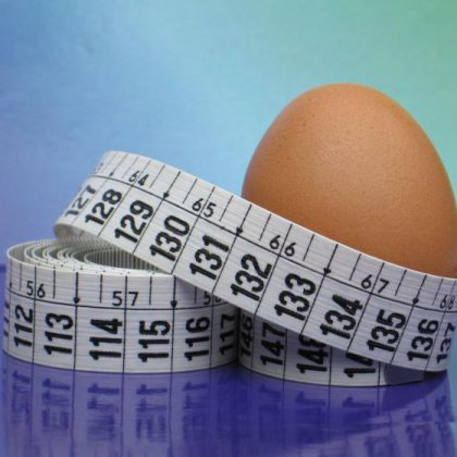 Диета яично-белковая на 4 недели