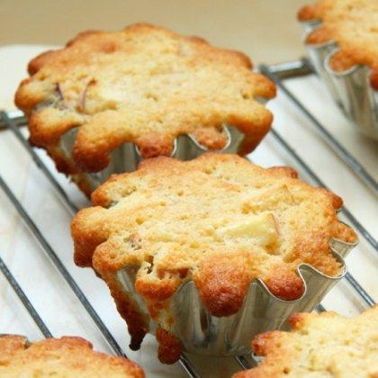 Как приготовить вкусные кексы на кефире?